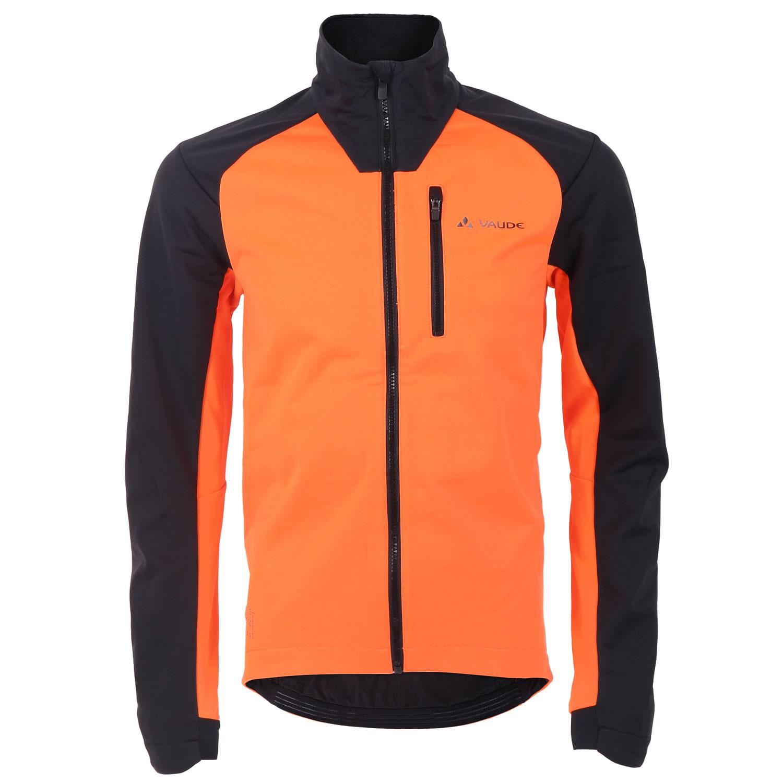 Vaude Men's Posta Softshell Jacket VI - neon orange