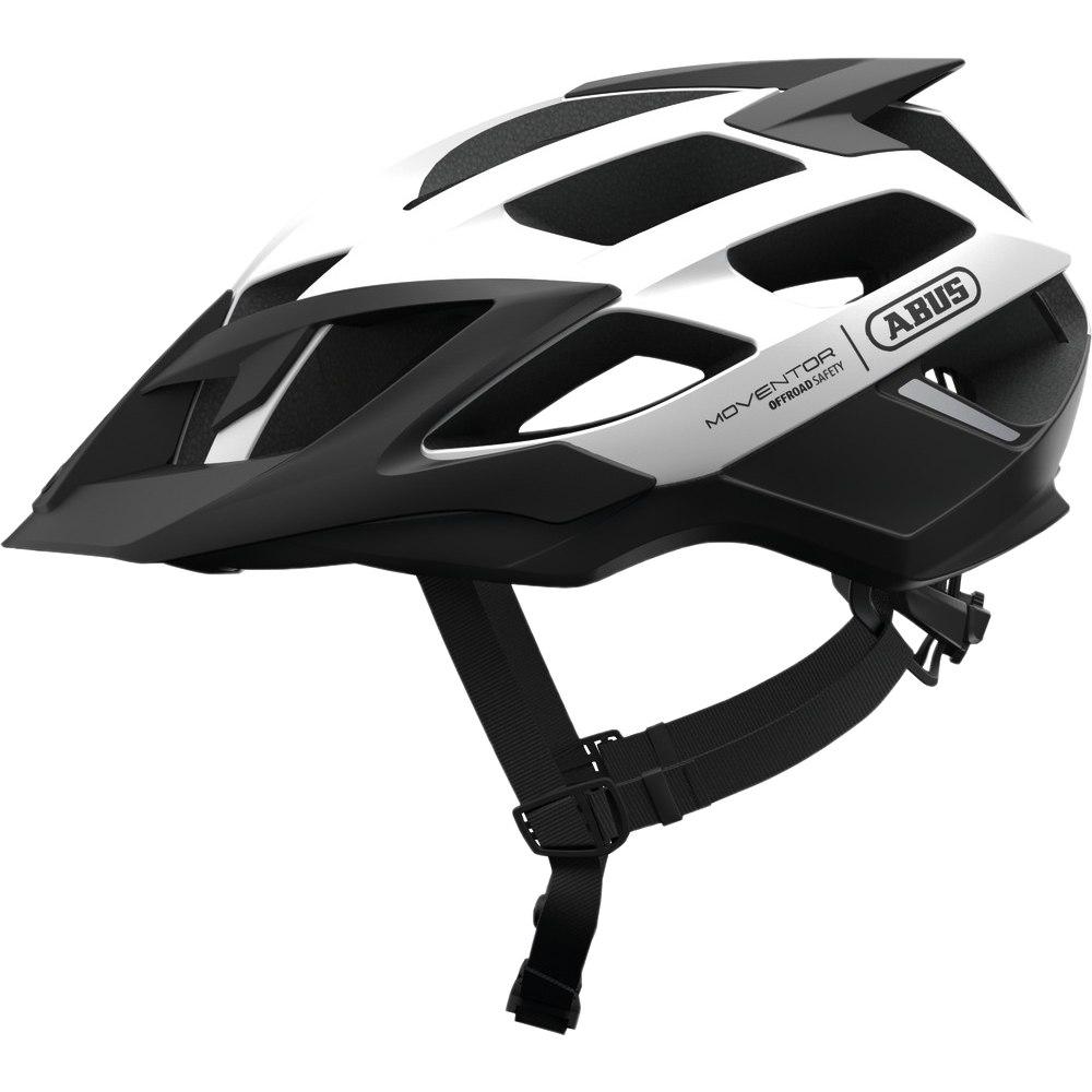 ABUS Moventor Helmet - polar white