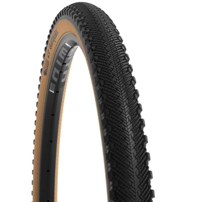 WTB Venture Road Plus TCS Folding Tire - 47-584 - Skinwall