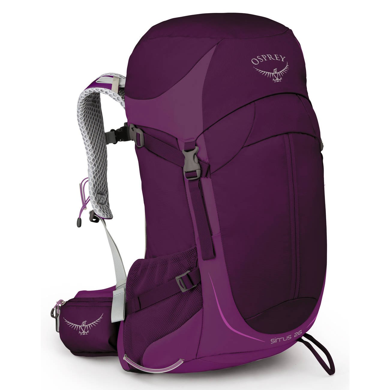 Osprey Sirrus 26 - Womens Backpack - Ruska Purple