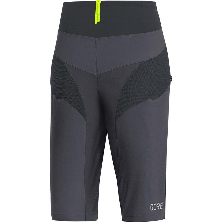 GORE Wear C5 Women Trail Light Shorts - terra grey/black 0R99