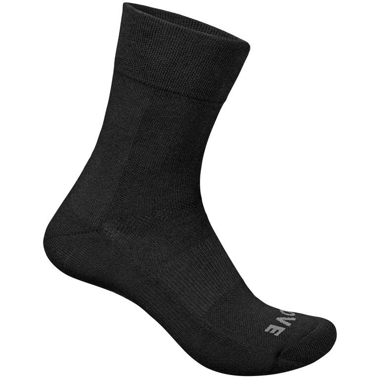 Produktbild von GripGrab Thermolite Winter Socke SL - Black