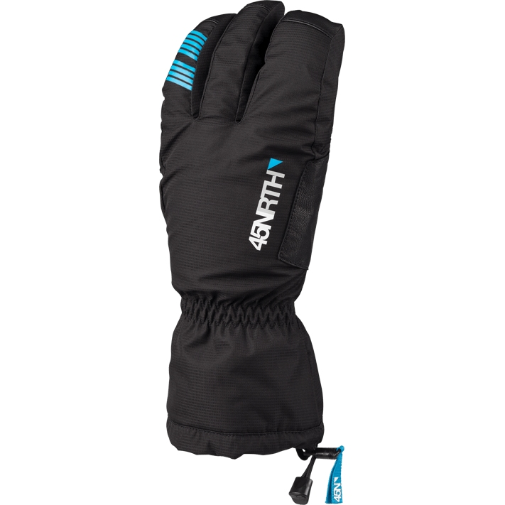 45NRTH Sturmfist 4 Finger Guantes - Black