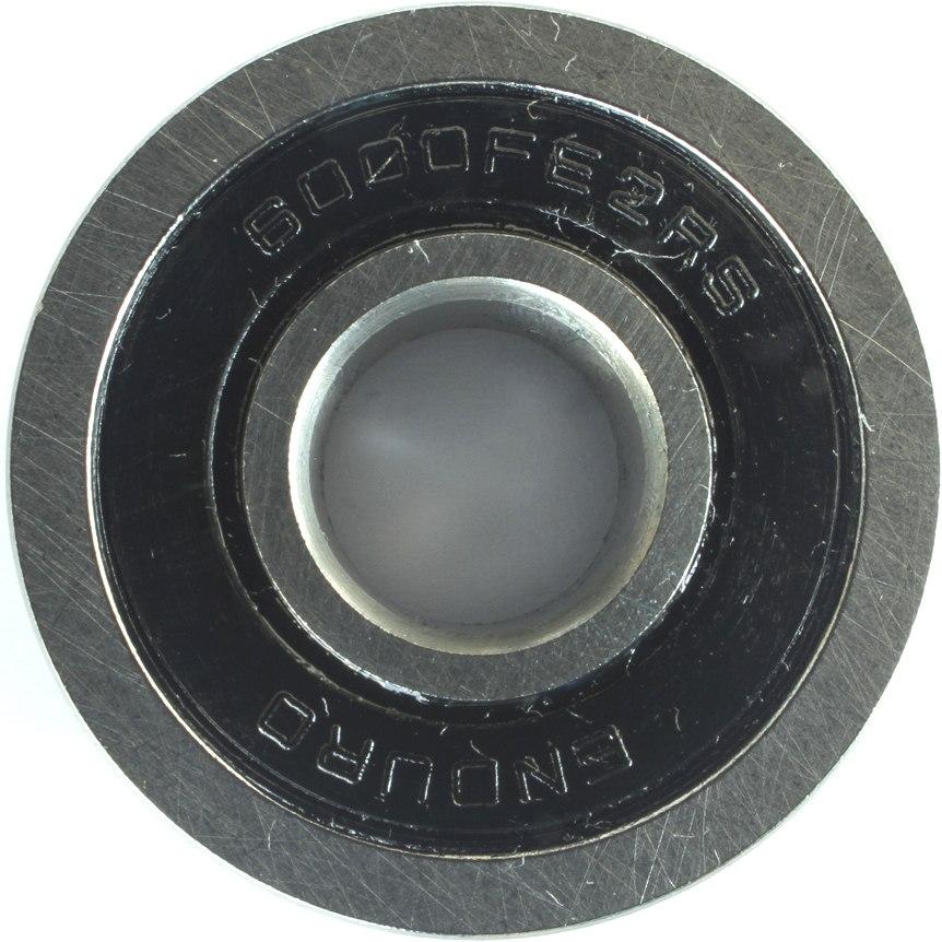 Enduro Bearings 6000FE 2RS - ABEC 3 - Ball Bearing - 10x26/28x8/9mm