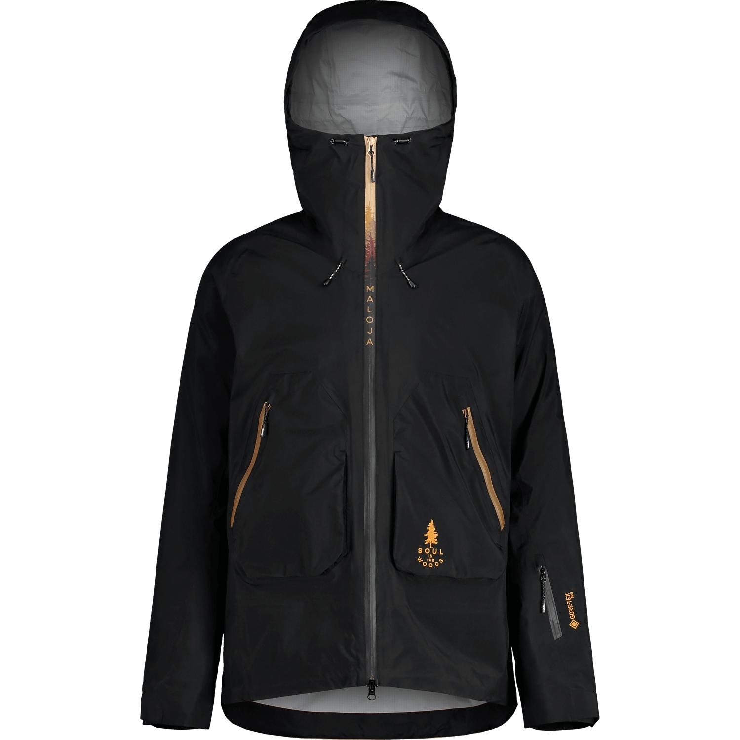 Maloja KlausM. High Tech Jacket - moonless 0817