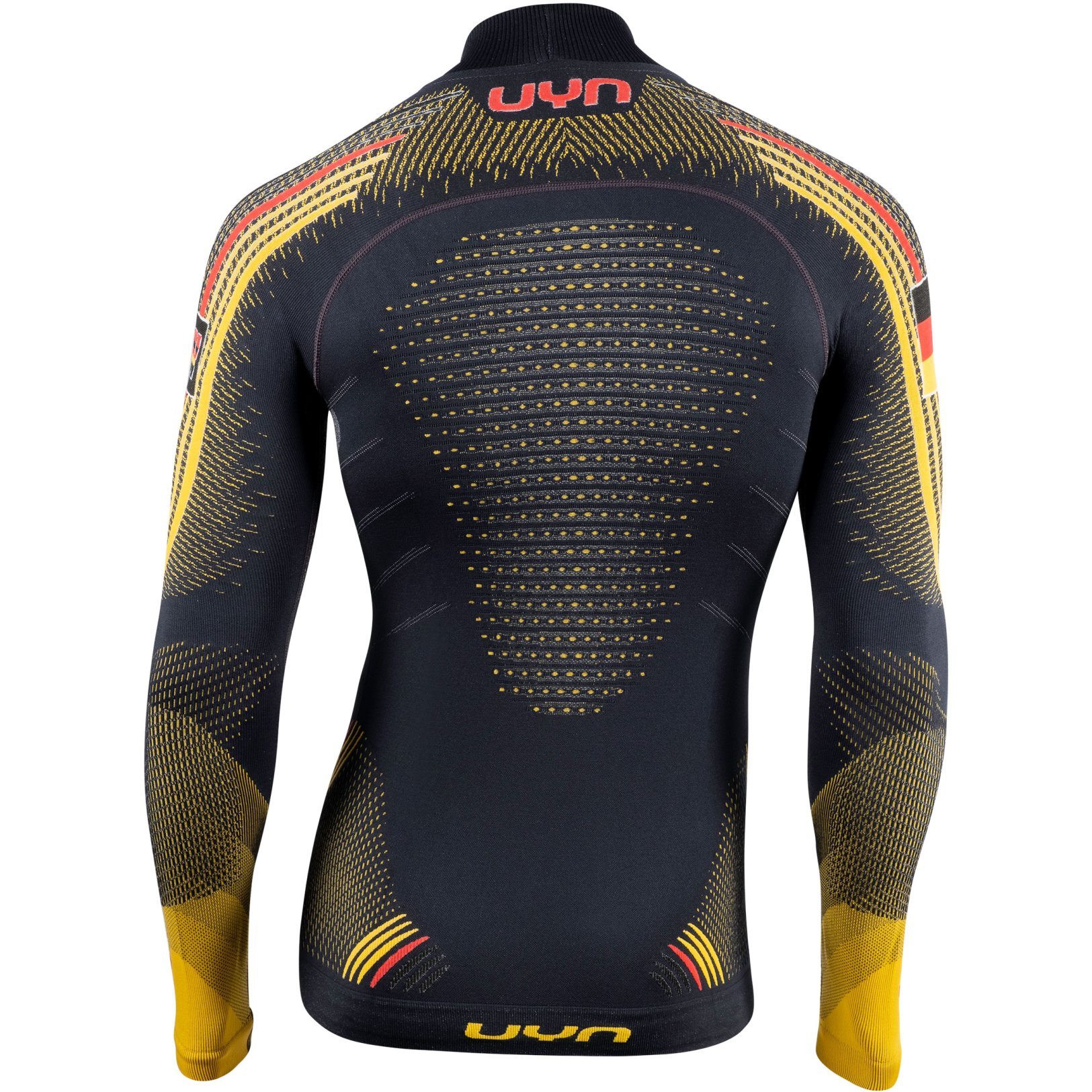 Image of UYN Natyon 2.0 Underwear Turtle Neck Shirt Kids - Germany
