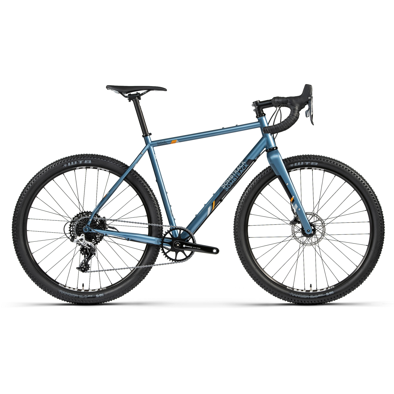 Bombtrack Hook Ext - 650B Cross/Gravel/Roadbike - 2021 - matt metallic grey blue