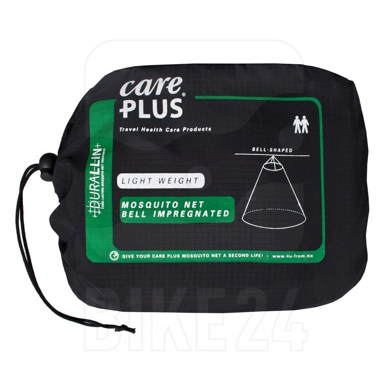 Care Plus Mosquito Net - Light Weight Bell Durallin - Impregnated
