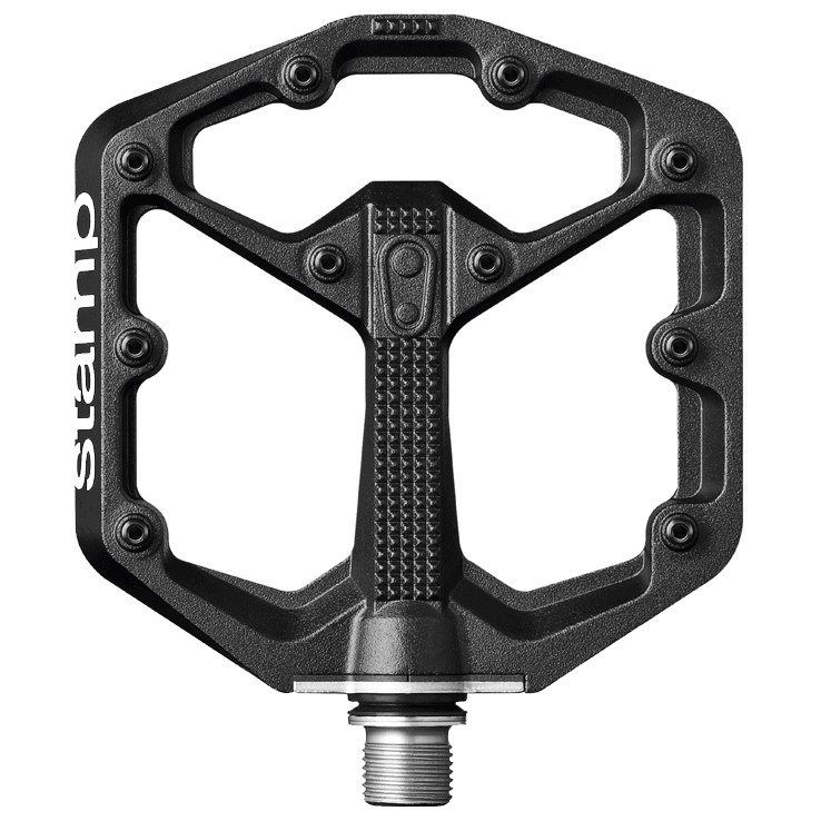 Picture of Crankbrothers Stamp 7 Small Flat Pedal - black