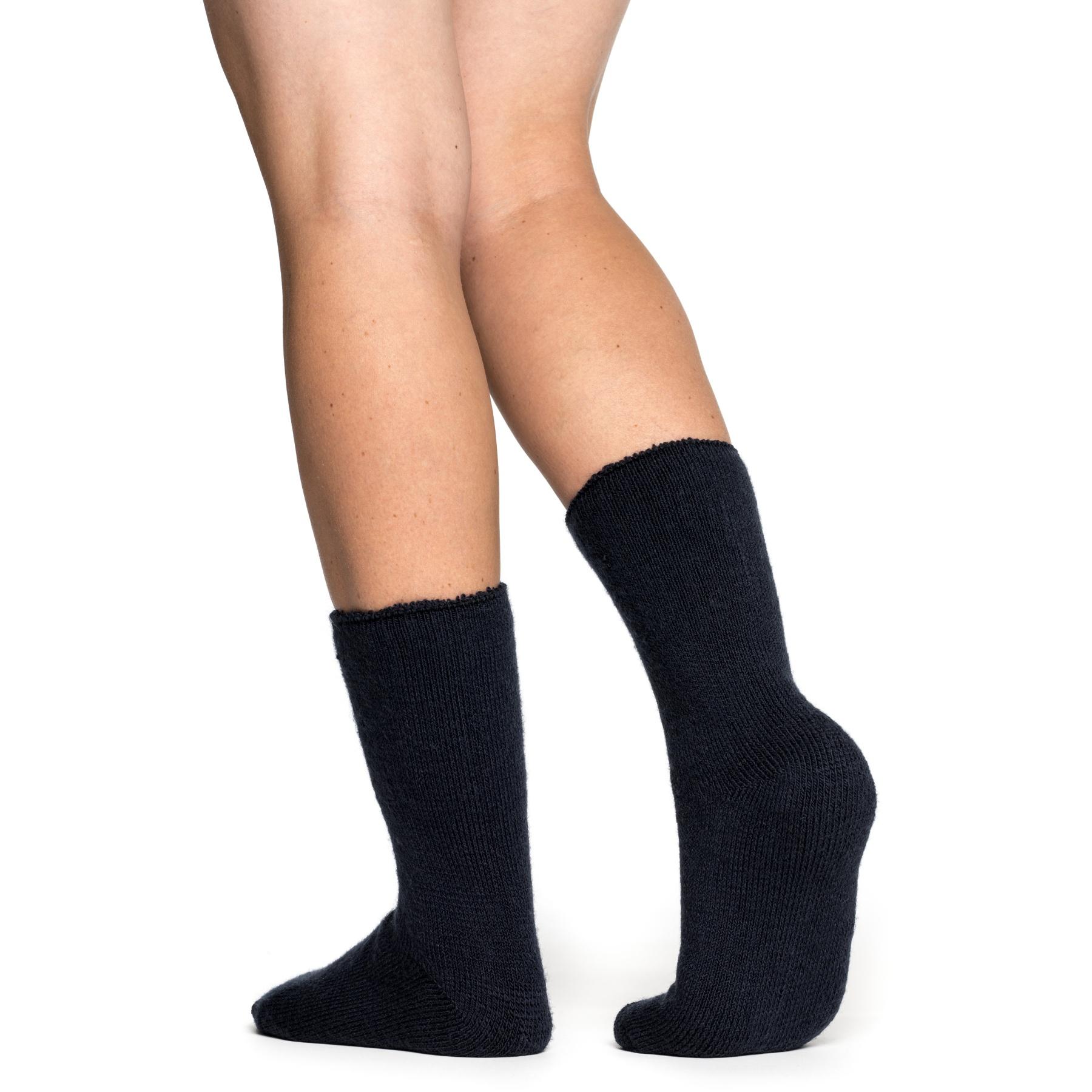 Bild von Woolpower Classic 600 Socken - dark navy