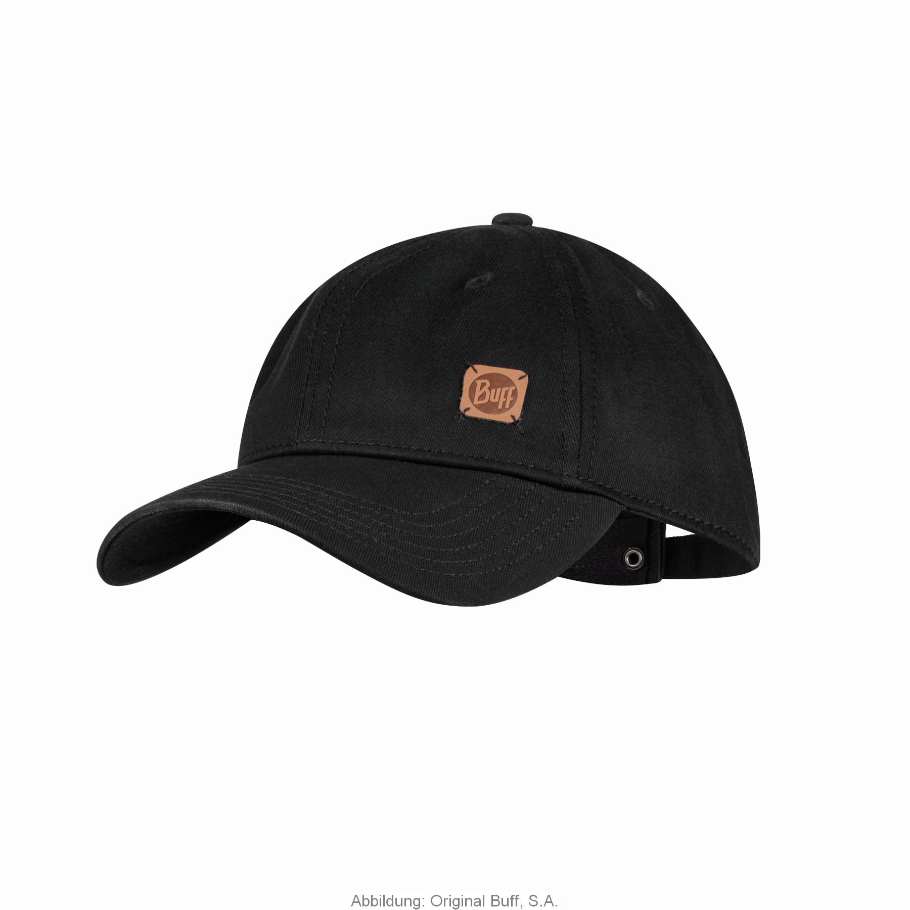 Buff® Baseball Cap - Solid Black
