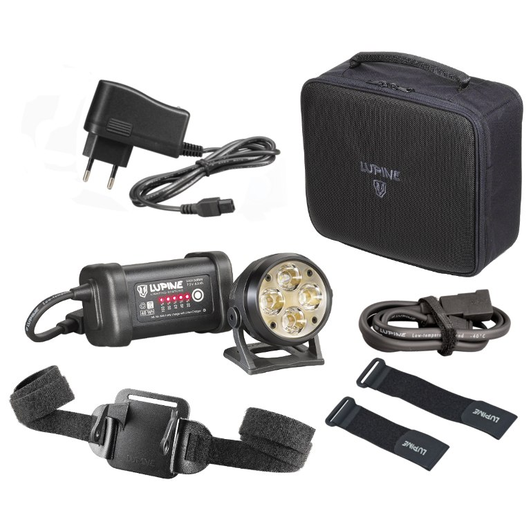 Produktbild von Lupine Wilma 7 Helmlampe