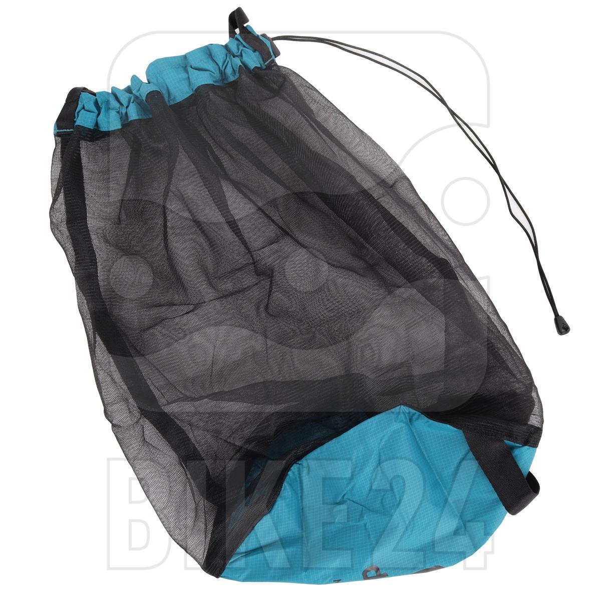 Picture of Deuter Mesh Sack 10 liters - petrol-black