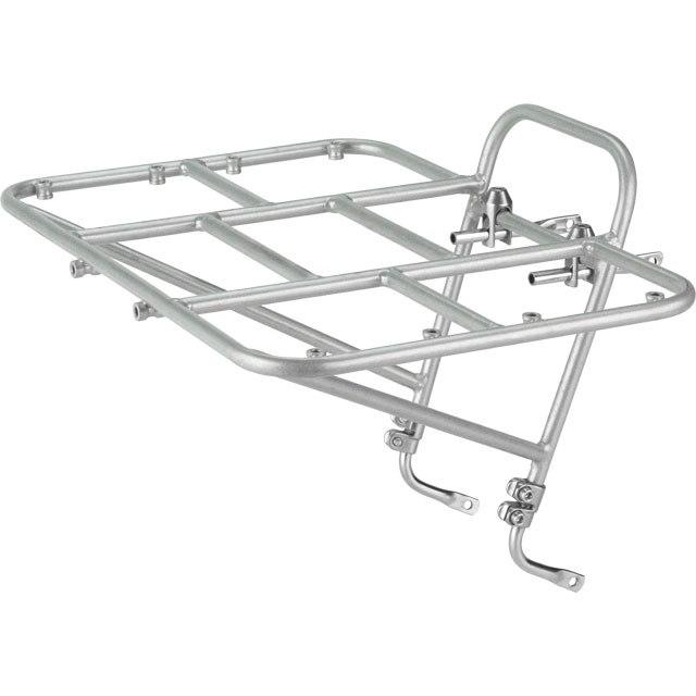 Surly 24-Pack Rack Vorderradträger - silber