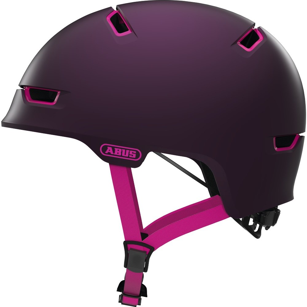 ABUS Scraper 3.0 ACE Helmet - magenta berry