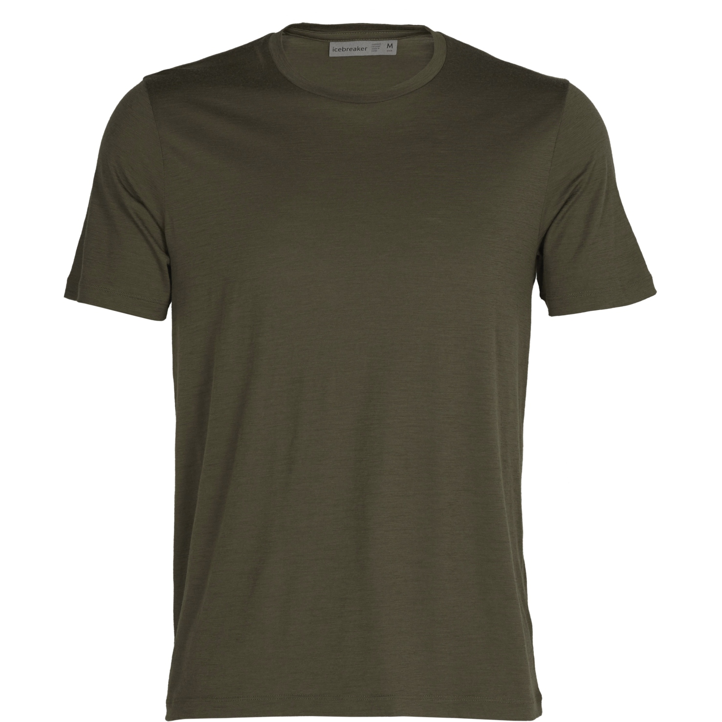 Icebreaker Tech Lite II Herren T-Shirt - Loden