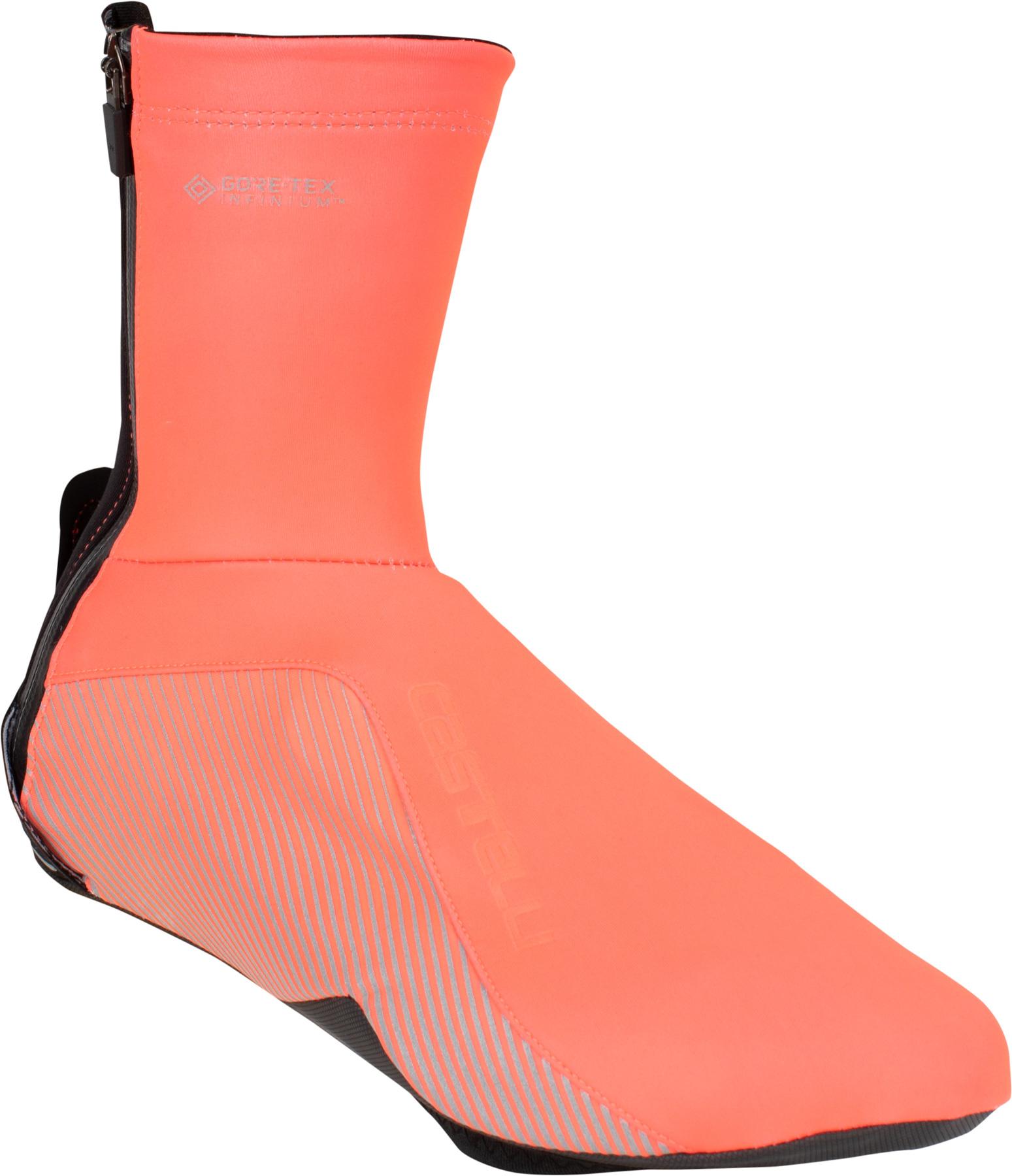 Castelli Dinamica W Shoecover Women's - brilliant pink 288