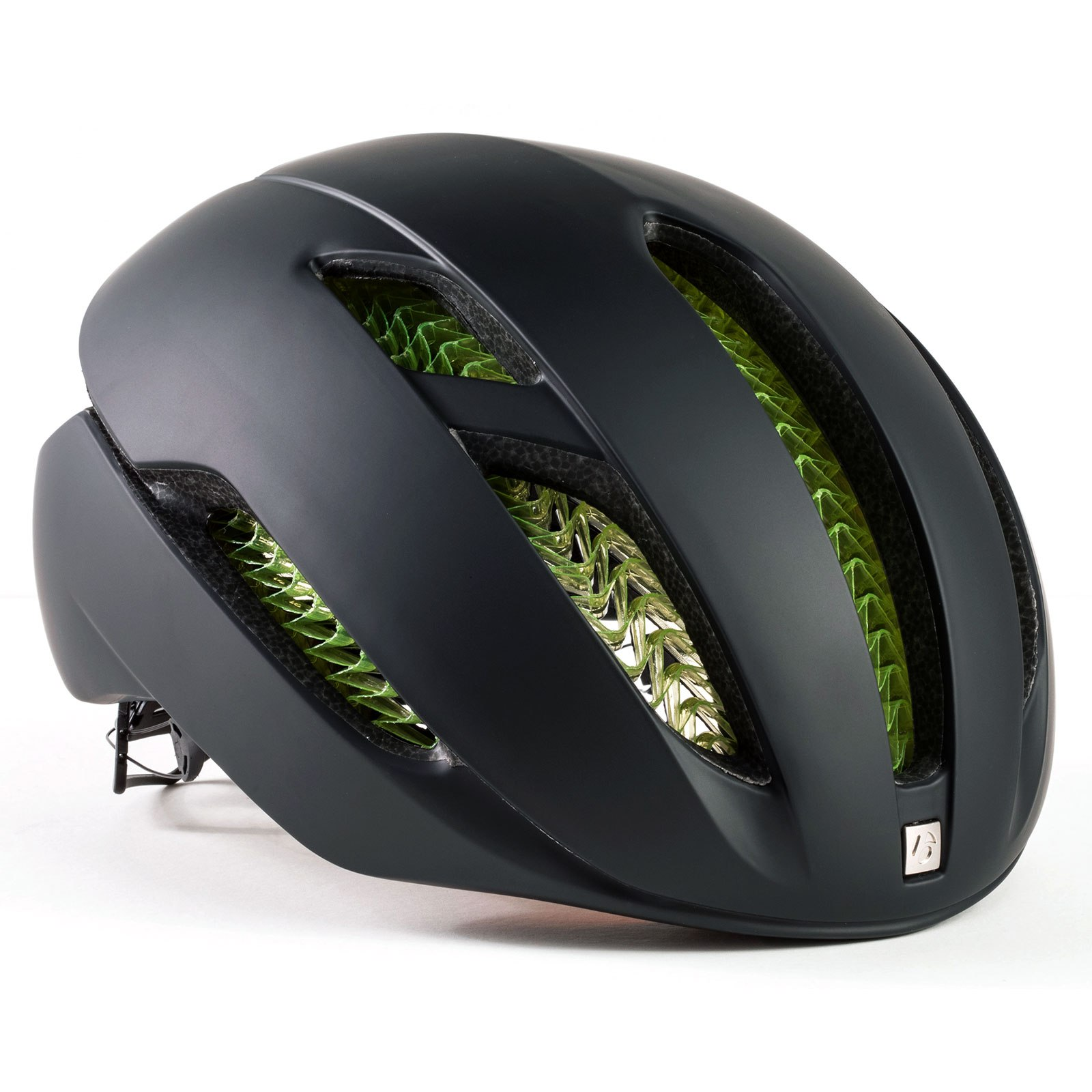 Bontrager XXX WaveCel Helmet - black
