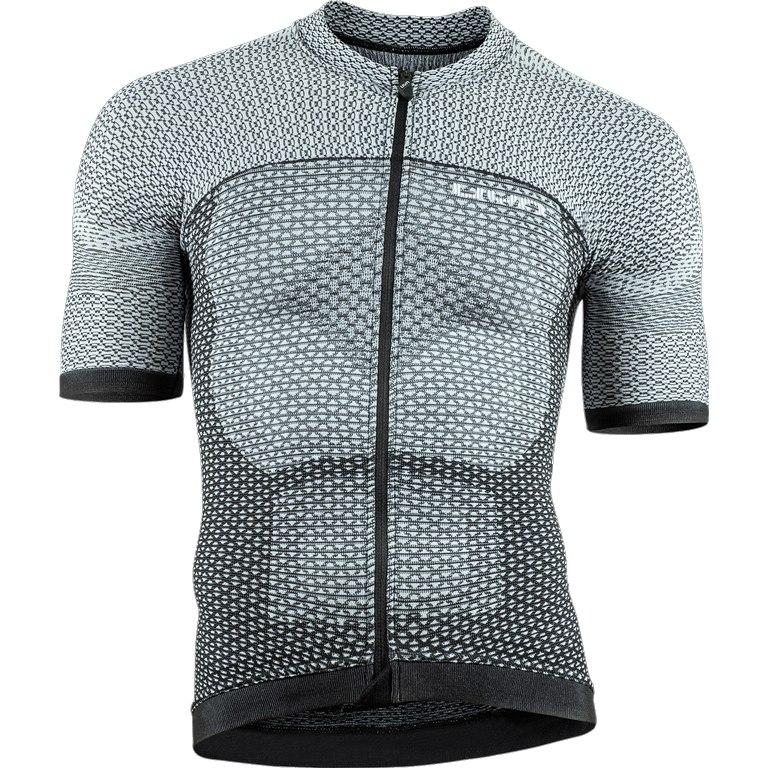 UYN Biking Alpha OW Shirt Short Sleeve - White/Black
