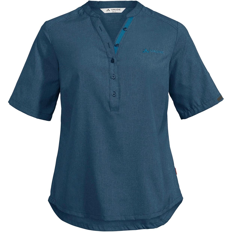 Vaude Turifo Shirt Damen Bluse II - baltic sea