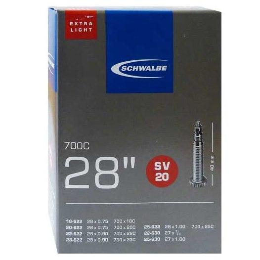 Schwalbe Extralight Schlauch SV20