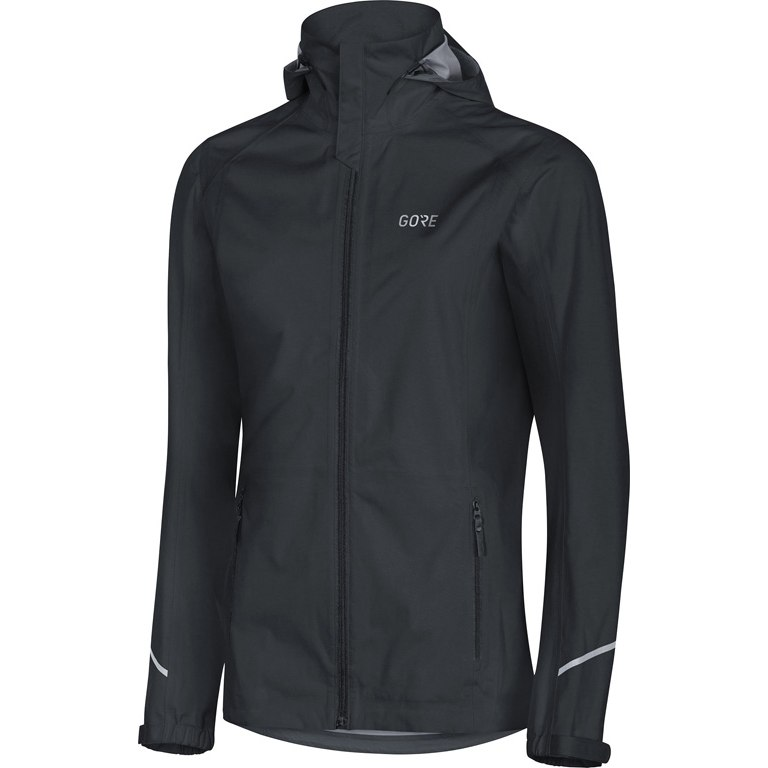 Foto de GORE Wear R3 GORE-TEX® Active Chaqueta con capucha para mujer - black 9900