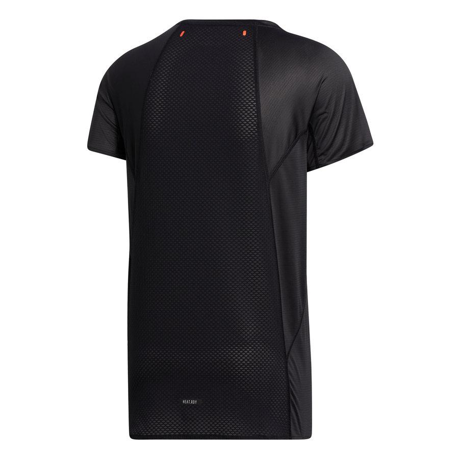 Image of adidas Men's HEAT.RDY Tee - black GK3424