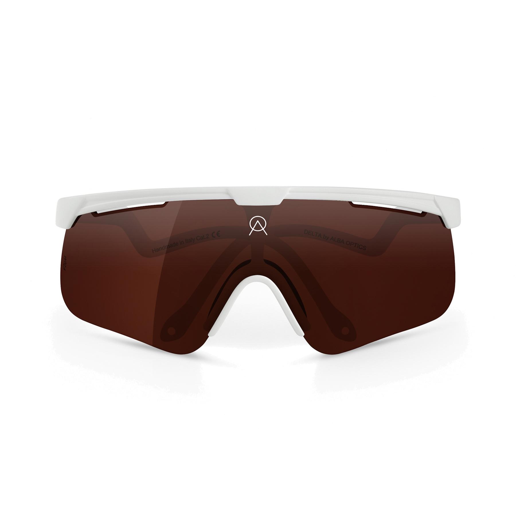 ALBA Delta White / VZUM POU Glasses