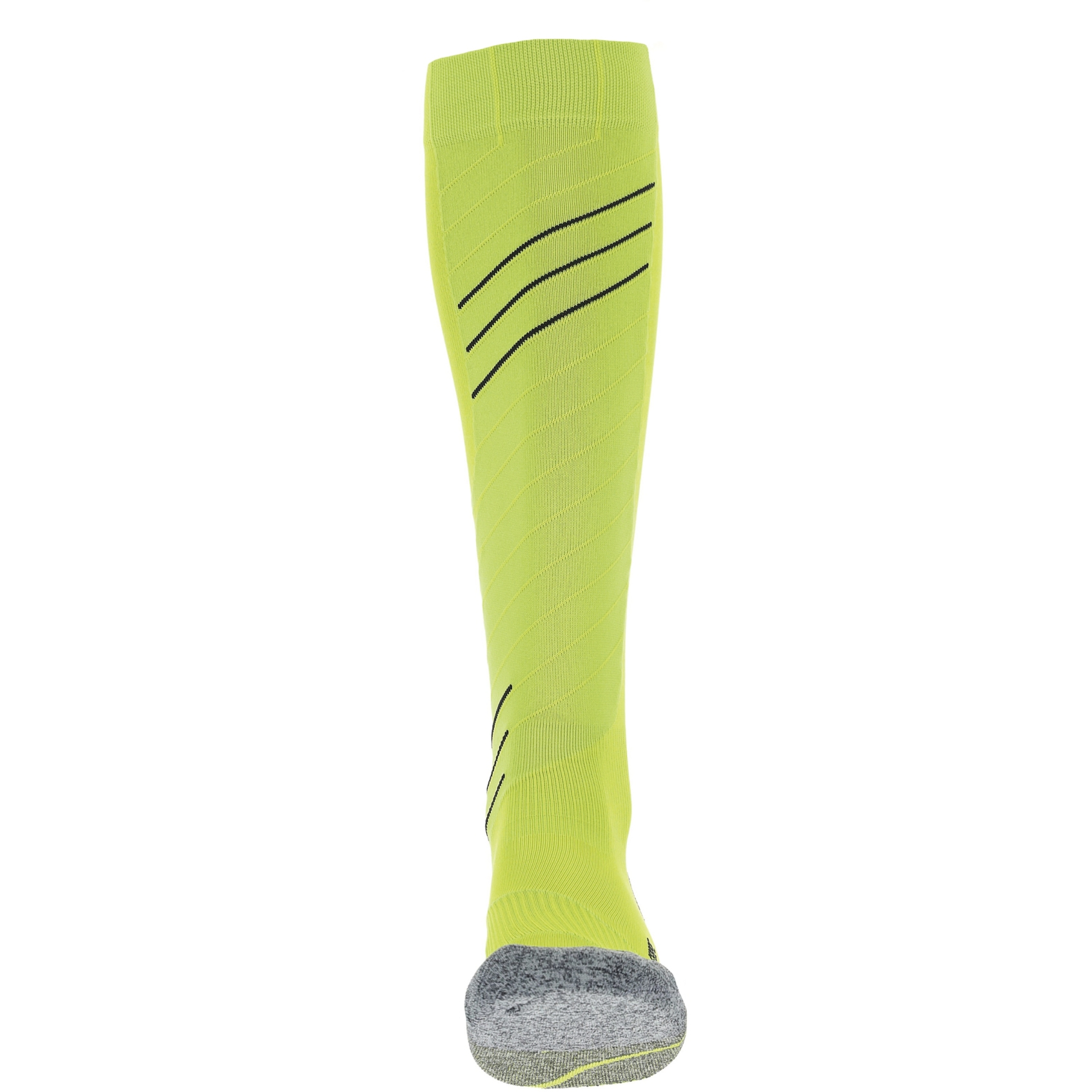 Image of UYN Ski Race Shape Socks - Lime
