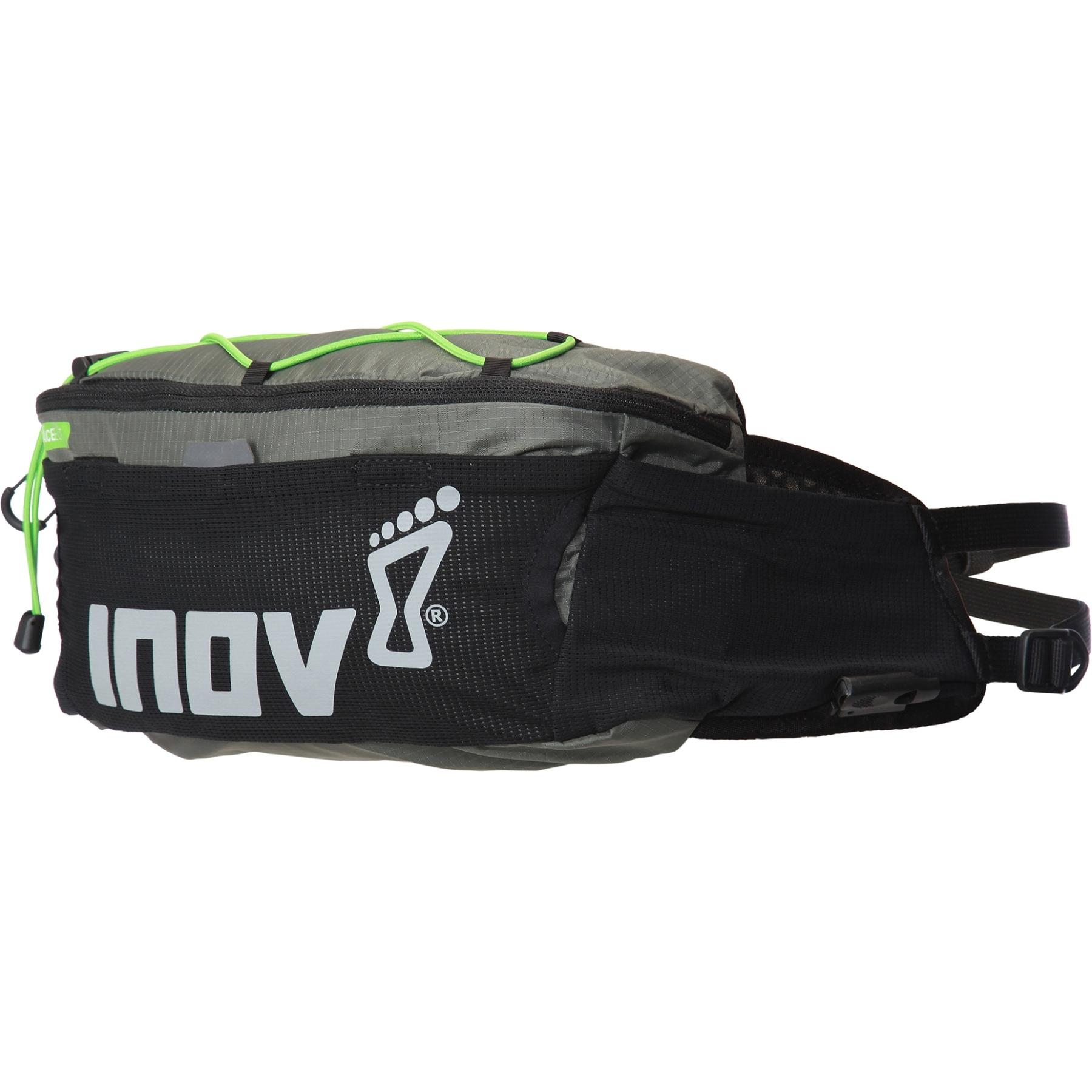 Produktbild von Inov-8 Race Elite™ Waist Hüfttasche - black/grey