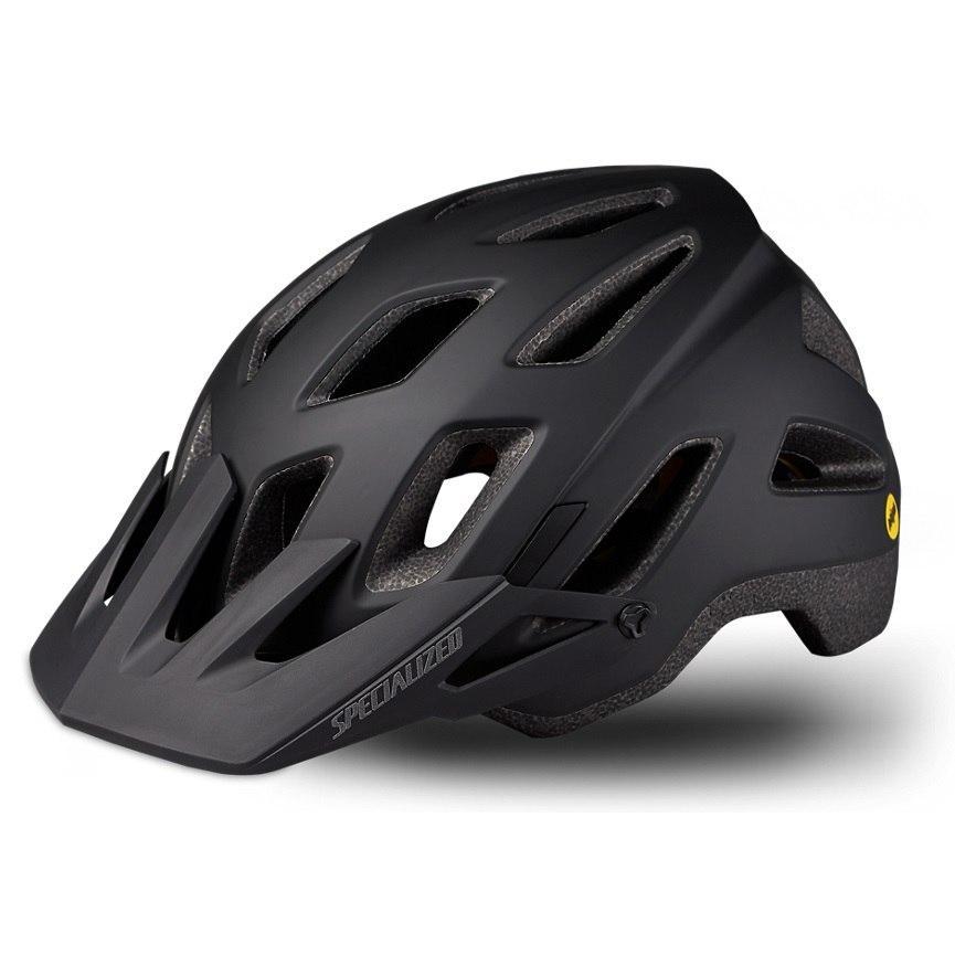 Specialized Ambush Comp MIPS Helmet - Black/Charcoal