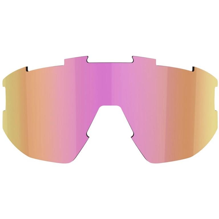 Bliz Fusion/Matrix Spare Lens - Brown with With Purple Multi