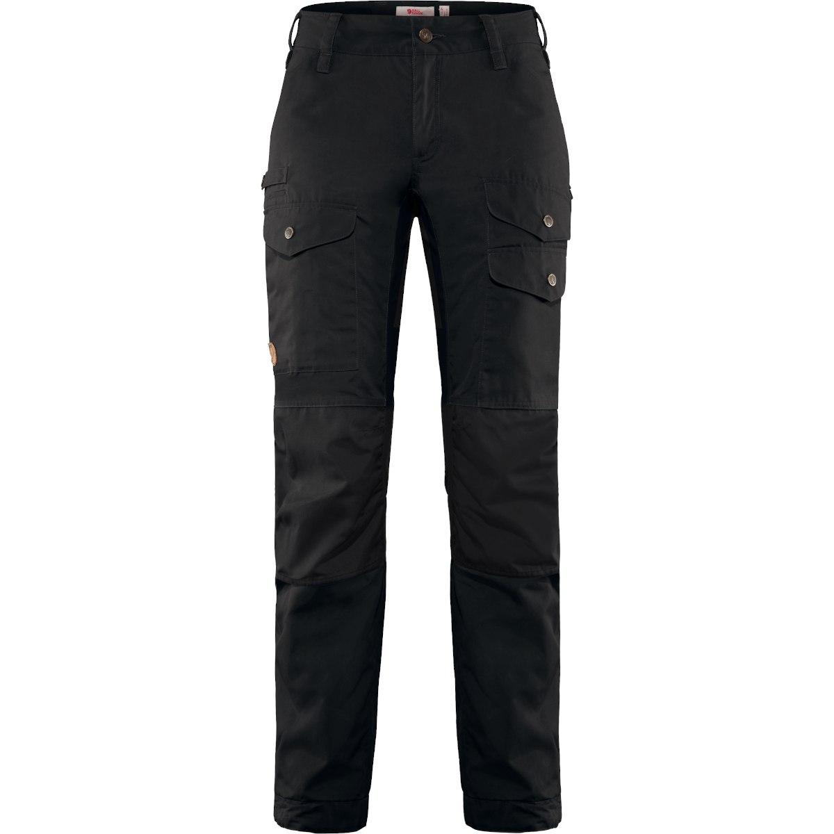 Fjällräven Vidda Pro Ventilated Trouser for Women - Regular - black