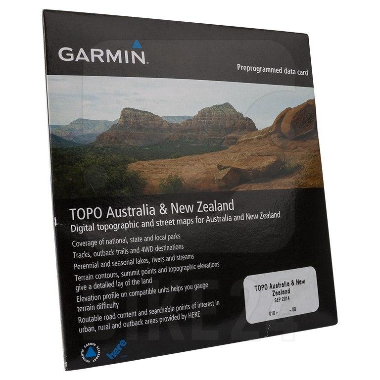 Picture of Garmin TOPO Australia & New Zealand - microSD/SD Card - 010-C1049-00
