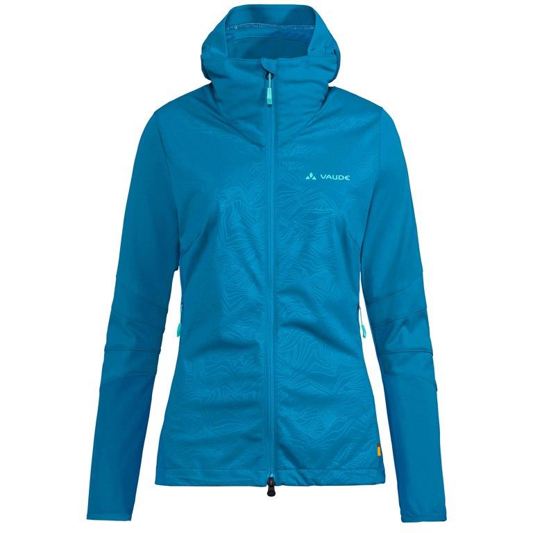 Vaude Women's Croz Softshell Jacket - icicle