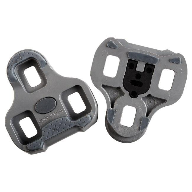 LOOK Kéo Grip Pedalplatten - ARC - grau/rot