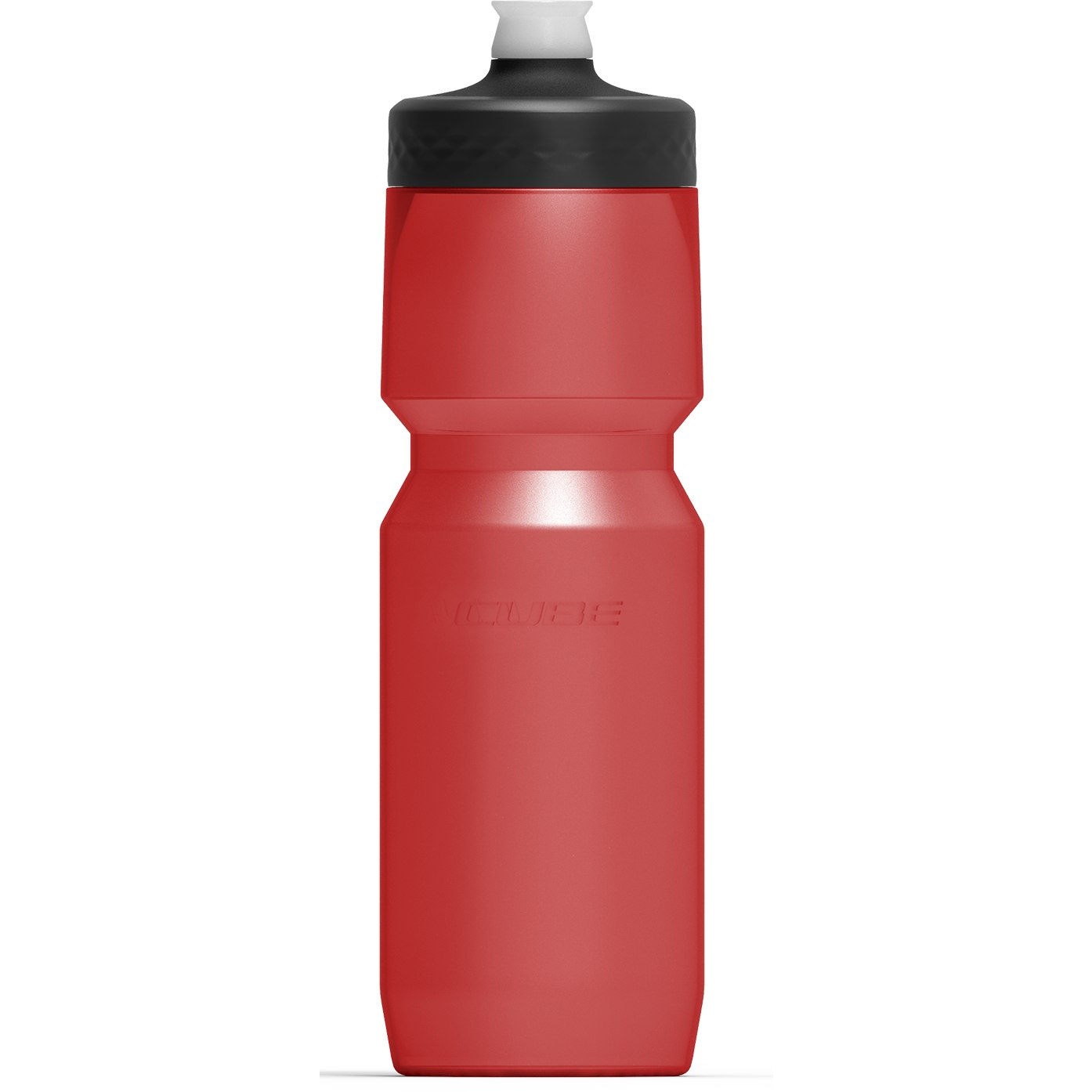 CUBE Bottle Grip 0.75l - red