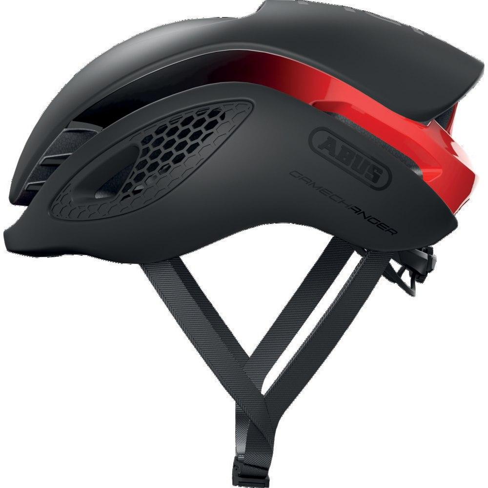 ABUS GameChanger Helm - black red