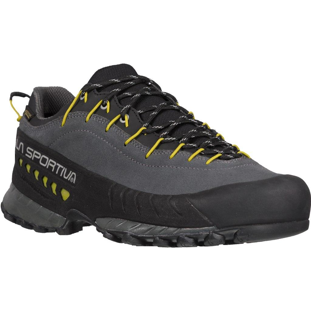Image of La Sportiva TX4 GTX Approach Shoes - Carbon/Kiwi