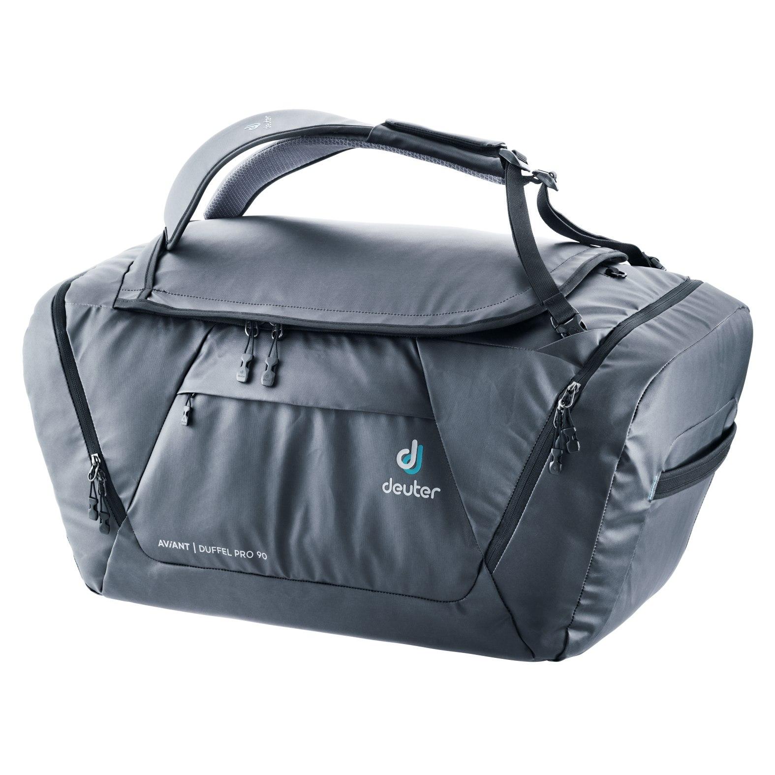 Produktbild von Deuter AViANT Duffel Pro 90 Tasche - black