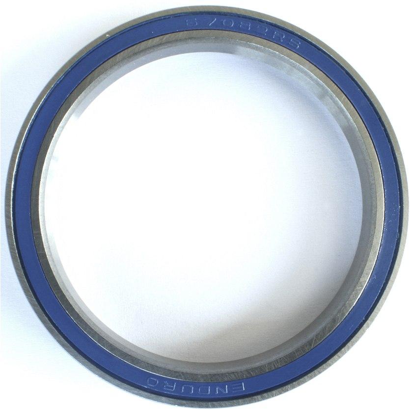 Image of Enduro Bearings 6708 2RS - ABEC 3 - Ball Bearing - 40x50x5mm
