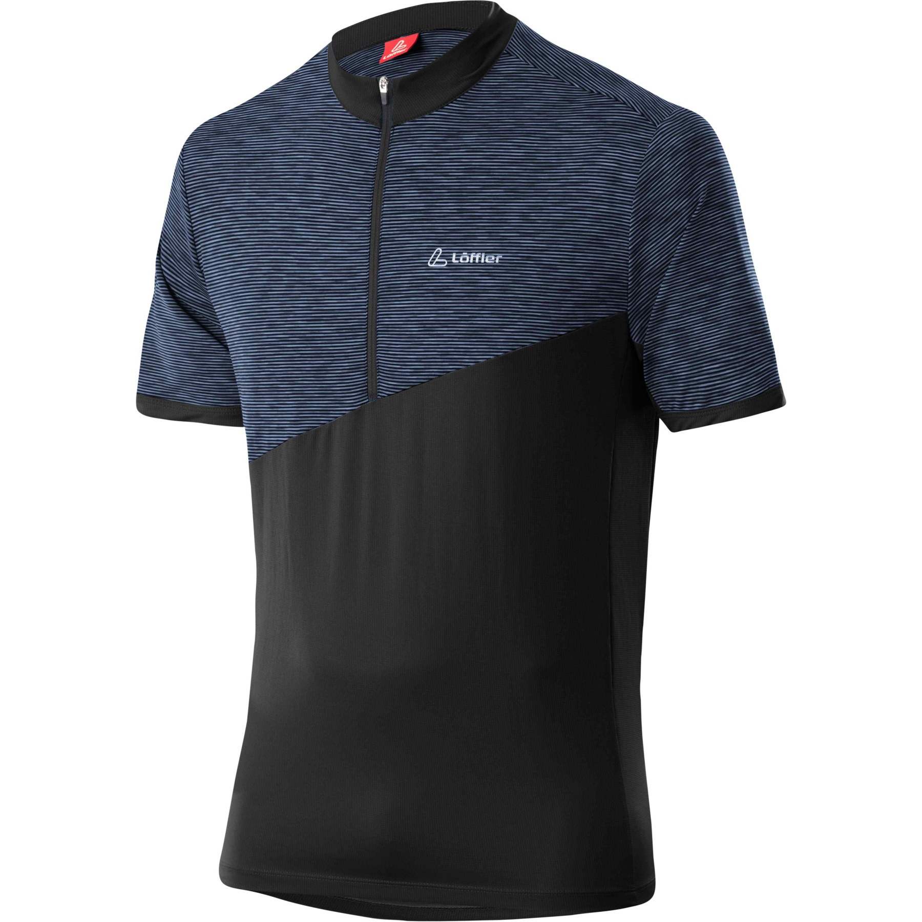 Löffler Bike Shirt HZ Raingle 24615 - black 990