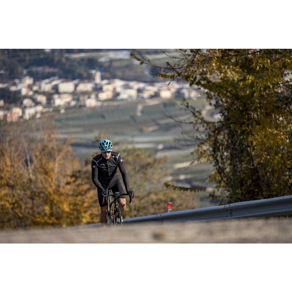 Image of Castelli Gabba RoS Jersey / Jacket - orange 034