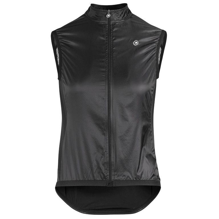Assos UMA GT Wind Vest Summer Women - blackSeries
