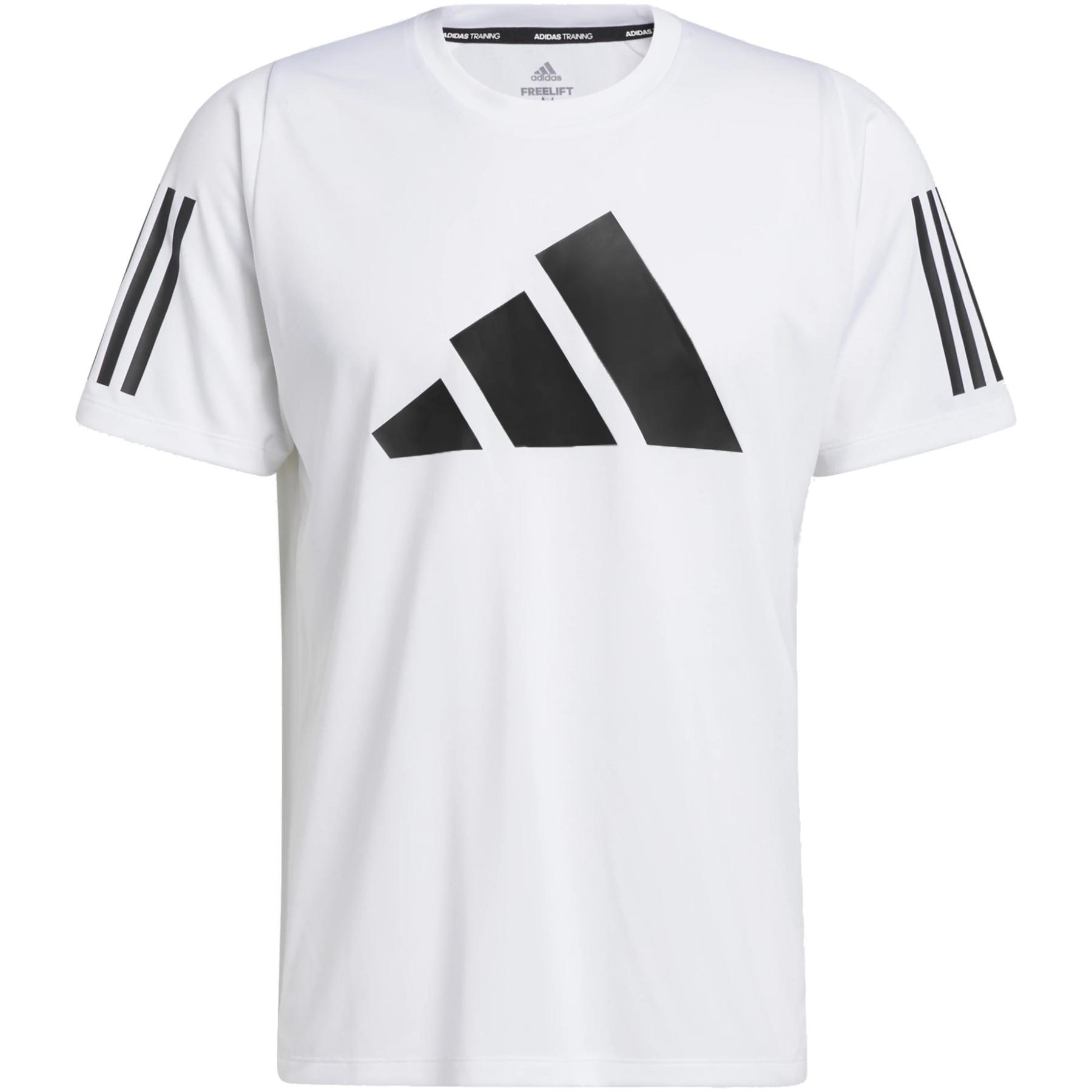 adidas Men's FreeLift Tee Shirt - white GL8919