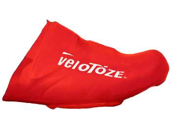 veloToze Toe Cover Road - red