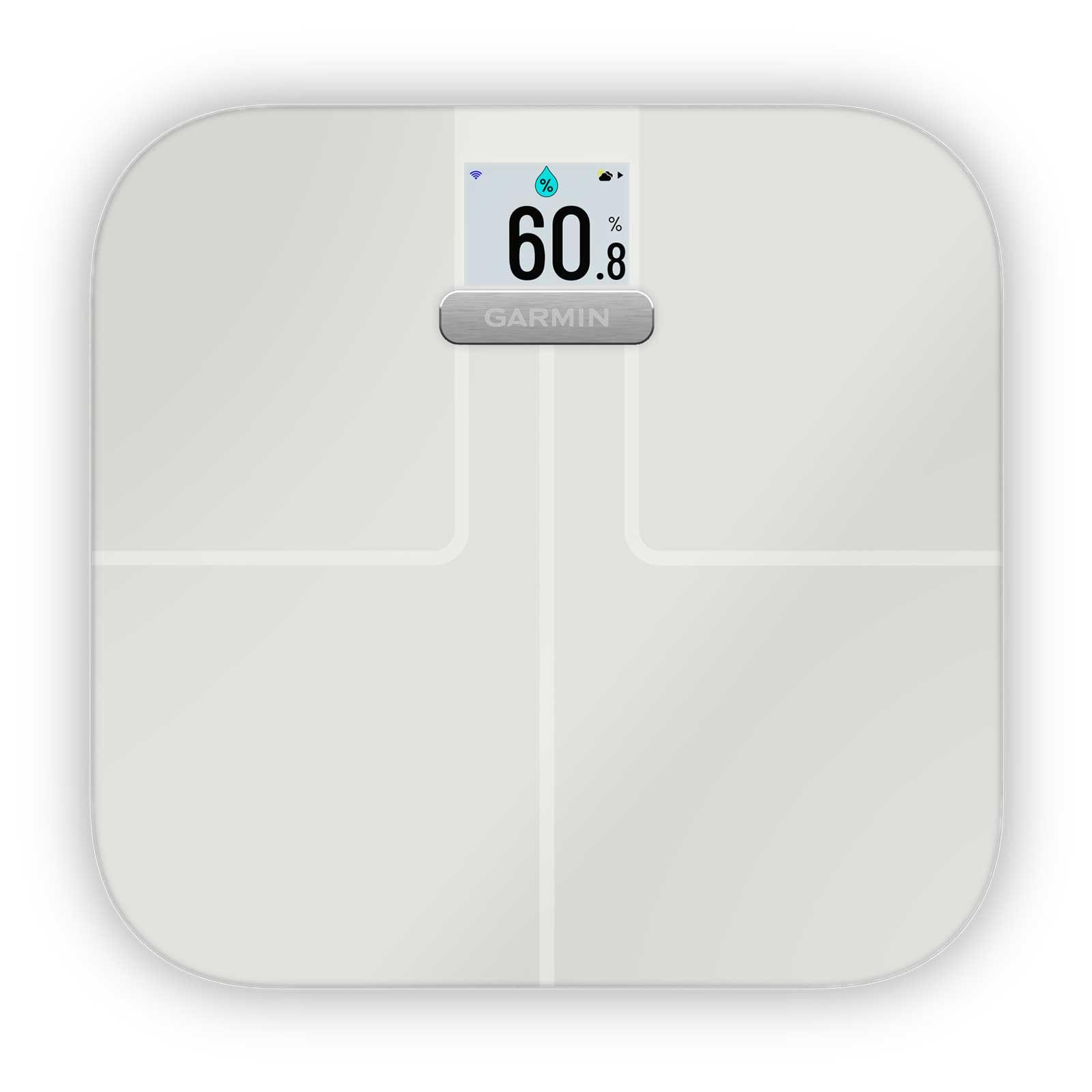 Produktbild von Garmin Index™ S2 Smart-Waage - weiß