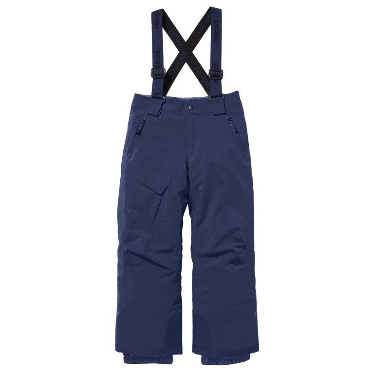 Marmot Kid's Edge Insulated Pant - Arctic Navy