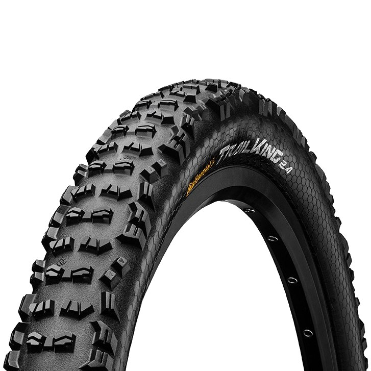 Continental Trail King II Performance MTB-Folding Tire 26x2.4 Inches