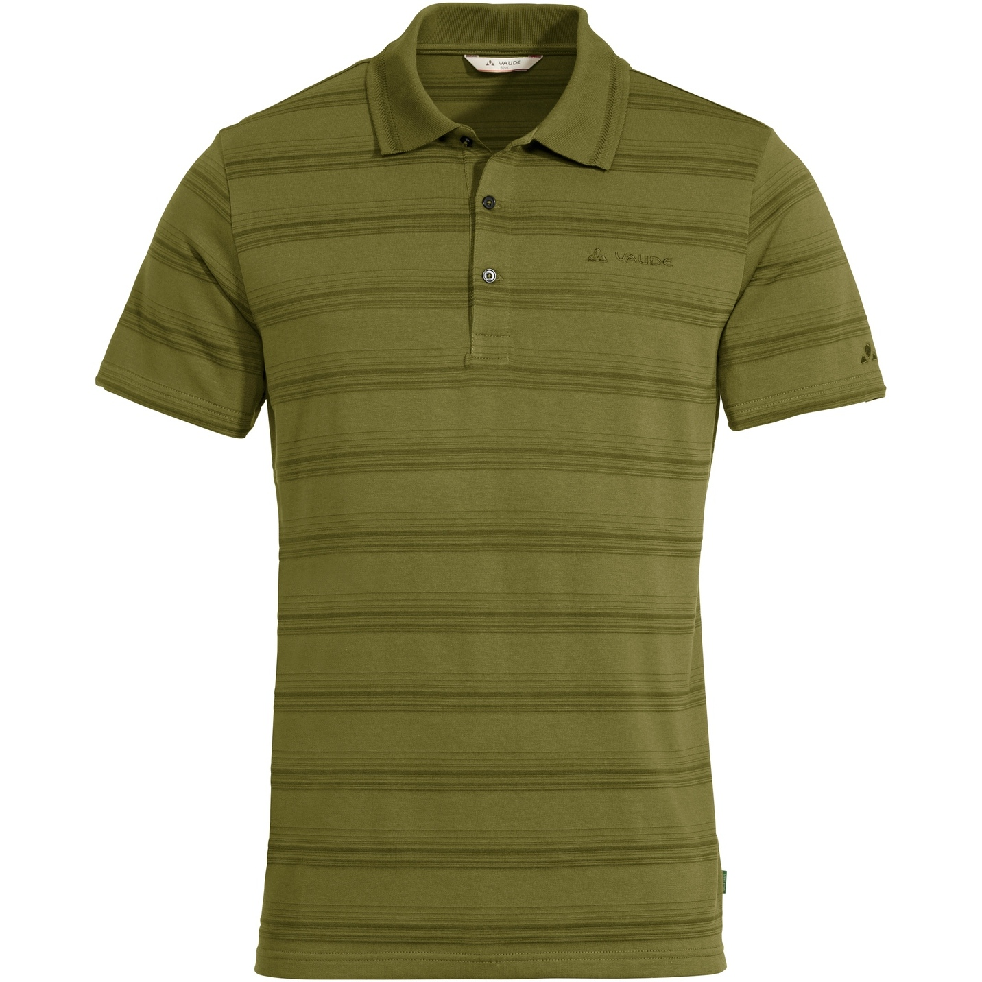 Vaude Labisco Poloshirt II - bamboo